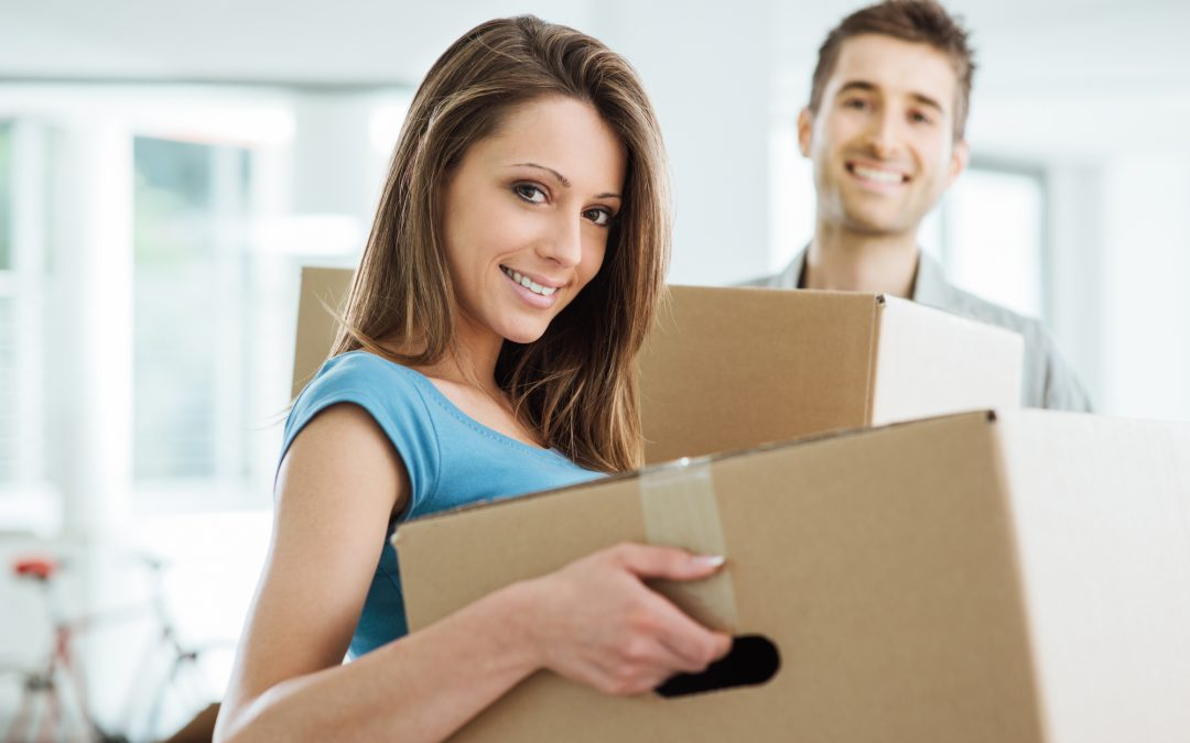 The Trick to Moving in with Your Significant Other